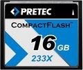 Obrázok pre výrobcu PRETEC CompactFlash 16GB 233x BULK