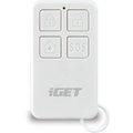 Obrázok pre výrobcu iGET SECURITY M3P5 - dálkové ovládání (klíčenka)