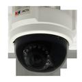 Obrázok pre výrobcu ACTi E53,F.Dome,3M,ID,f3.6mm,PoE,WDR,IR