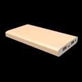 Obrázok pre výrobcu PQI Power 12000CV Power Bank externá batéria 12000mAh, zlatá