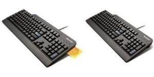 Obrázok pre výrobcu Lenovo USB Smartcard keyboard - slovenska klavesnica