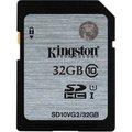 Obrázok pre výrobcu Kingston 32GB karta SDHC UHS-I class 10 čtení 45MB/s