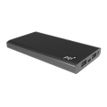 Obrázok pre výrobcu PQI Power 12000CV Power Bank externá batéria 12000mAh, sivá