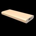 Obrázok pre výrobcu PQI Power 6000CV Power Bank externá batéria 6000mAh, zlatá