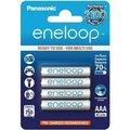 Obrázok pre výrobcu Panasonic Eneloop R03/AAA 750mAh, 4 ks, Blister