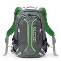Obrázok pre výrobcu Dicota Backpack Active 14-15.6 grey/lime