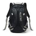 Obrázok pre výrobcu Dicota Backpack Active 14-15.6 black/black