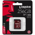 Obrázok pre výrobcu Kingston SDXC karta 256GB Class 3 UHS-I (90MB/s; 80MB/s)