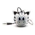 Obrázok pre výrobcu Reproduktor KITSOUND Mini Buddy zebra