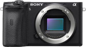Obrázok pre výrobcu Sony A6600 ILCE tělo, 24,2Mpix/4K, černý