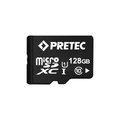 Obrázok pre výrobcu Pretec Micro SDXC 128 GB CLASS 10 UHS-I + SD adapt