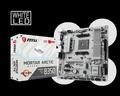 Obrázok pre výrobcu MSI B350M MORTAR ARCTIC/Socket AM4/DDR4/USB3.1/ DVI-D/HDMI/DP/8111H/mATX