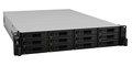 """Obrázok pre výrobcu Synology RS3617RPxs, 12x (3.5""""/2.5"""" SATA) NoHDD, QC Xeon D-1521 2.4-2.7GHz, 8GB (max64GB), 2x USB3, 4x 1Gb"""
