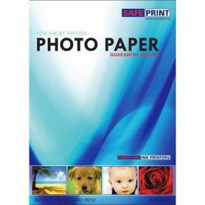 Obrázok pre výrobcu Fotopapier SafePrint Atrament High Glossy, 260 g, A6, 10 listov
