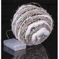 Obrázok pre výrobcu Emos LED dekorační osvětlení Sněhová koule, 20 LED, IP20, denní bílá