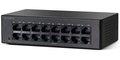 Obrázok pre výrobcu Cisco SF110D-16-EU, 16x10/100 Desktop Switch