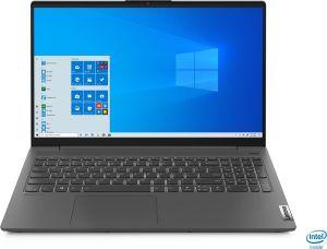 "Obrázok pre výrobcu Lenovo IP 5 15IIL05 i5-1035G1 15.6"" FHD matny UMA 8GB 512GB SSD kb-light W10 sivy"