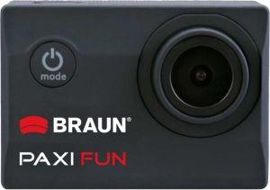 Obrázok pre výrobcu Braun Paxi FUN sportovní minikamera (HD, 12MP, pouzdro do 30m)