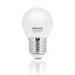 Obrázok pre výrobcu Whitenergy LED žiarovka   7xSMD2835  B45   E27   3W   230V   studená bie  mlieko
