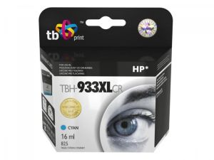 Obrázok pre výrobcu Ink. kazeta TB kompat. s HP PS Pro 8100, Cyan ref