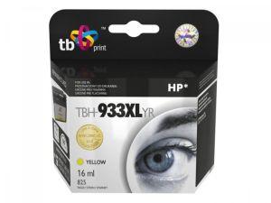 Obrázok pre výrobcu Ink. kazeta TB kompat. s HP PS Pro 8100 Yellow ref