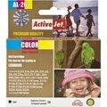 Obrázok pre výrobcu Atrament ActiveJet AL-26 | Color | 12 ml | Refill | Lexmark 10N0026