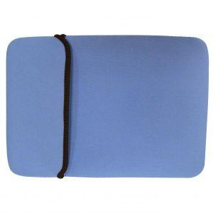 """Obrázok pre výrobcu Obojstranný obal na netbook, 10,1"""", SLEEVE, modro-hnedý z neoprénu, Logo"""