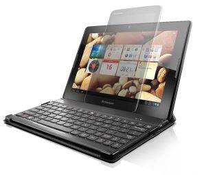 Obrázok pre výrobcu Lenovo BT Multi-OS Keyboard W500(Black) - klavesnica
