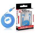Obrázok pre výrobcu GT kábel USB/micro USB 1m modrý