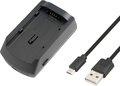 Obrázok pre výrobcu AVACOM AVE246 - USB nabíječka pro Panasonic VW-VBG130, VW-VBG260, VW-VBG6