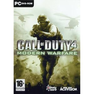 Obrázok pre výrobcu PC CD - Call of Duty: Modern Warfare