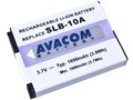 Obrázok pre výrobcu Baterie AVACOM Samsung SLB-10A Li-ion 3.7V 1050mAh