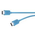 Obrázok pre výrobcu BELKIN MIXIT kabel USB-C to USB-C, modrý