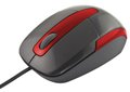 Obrázok pre výrobcu Titanum TM108K BARRACUDA optická myš, 1000 DPI, USB, blister, čierna