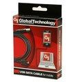 Obrázok pre výrobcu GT kábel USB/micro-USB pre Samsung