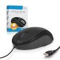 Obrázok pre výrobcu 4World Myš optická Basic2 USB 1200dpi Black