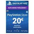Obrázok pre výrobcu SONY PlayStation Live Cards Hang EUR20/SVK