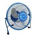 """Obrázok pre výrobcu Esperanza EA149B YUGO stolový ventilátor 6"""", USB, modrý"""