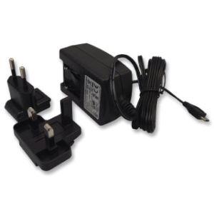 Obrázok pre výrobcu RASPBERRY USB adaptér pre Raspberry Pi 2,5A čierny