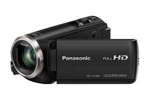 "Obrázok pre výrobcu Panasonic HC-V180 (Full HD kamera, 1MOS, 50x zoom od 28mm, 2,7"" LCD)"