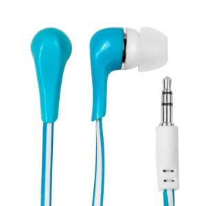 Obrázok pre výrobcu MSONIC stereo slúchadlá MP3/MP4 Silikónové MH132EB modrá