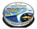 Obrázok pre výrobcu Esperanza DVD-R [ cakebox 10 | 4,7GB | 16x | pre potlač ]