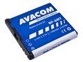 Obrázok pre výrobcu Baterie AVACOM GSNO-BP6MT-S1100A do mobilu Nokia E51, N81, N81 8GB, N82, Li-Ion 3,6V 1100mAh