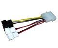 Obrázok pre výrobcu Redukční kabel Zalman ZM-MC1, molex > 3x 3-pin