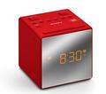 Obrázok pre výrobcu Sony radiobudík ICF-C1T, Duální alarm, červený