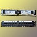 "Obrázok pre výrobcu Patch panel 10"" UTP cat6, 12portů"