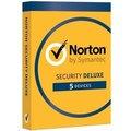 Obrázok pre výrobcu NORTON SECURITY DELUXE 3.0 CZ 1 uživatel pro 5 zařízení na 12 měsíců - elektronicky