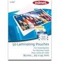Obrázok pre výrobcu EDNET Laminating Pouches for Business Cards