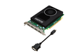 Obrázok pre výrobcu PNY NVIDIA Quadro M2000, 4GB GDDR5 (128 Bit), 4xDP, PCI-E 3.0, DP to DVI adapter