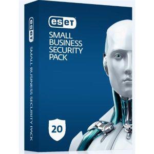 Obrázok pre výrobcu Predĺženie ESET Small Business Security Pack 20PC / 1 rok